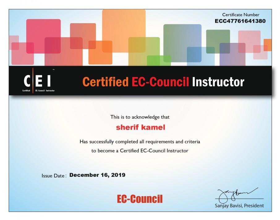 تعاون أكاديمي بين كليات الشرق العربي والمنظمة العالمية EC- Council في مجال الأمن السبراني