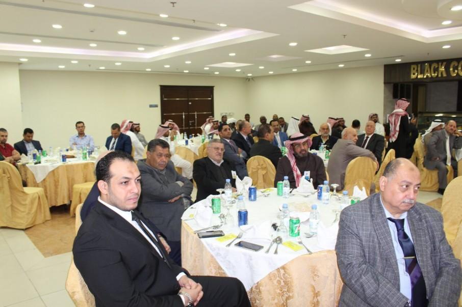 بمناسبة حصولها على الاعتماد الأكاديمي كليات الشرق العربي تقيم حفل تكريم لمنسوبيها