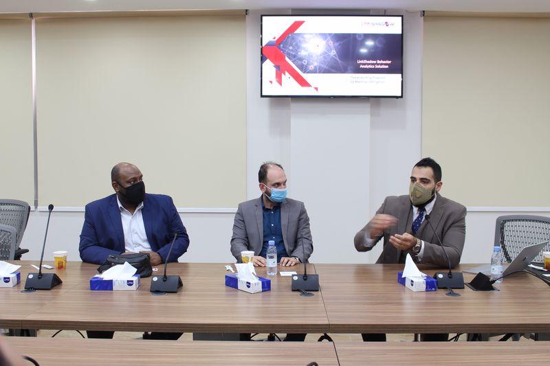 الكليات تبحث تعزيز أمن المعلومات مع شركة Star Link
