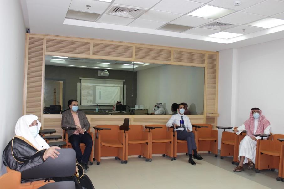برعاية معالي وزير التعليم الكليات تشارك في ورشة عمل الدرجات والتخصصات المزدوجة في الجامعات السعودية